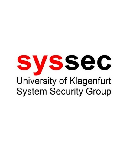 System Security Group, Institute of Applied Informatics